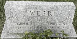 Harold H Webb