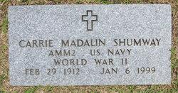 Carrie Madaline Shumway