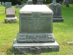 Mary Augusta <I>Whitney</I> Guilford