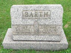 Josephine <I>Eichler</I> Barth