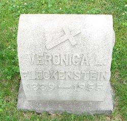 Veronica L. <I>Eichler</I> Fleckenstein