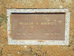 Marian A. Bagwell