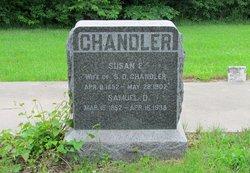 Samuel D Chandler