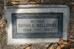 Sarah Elizabeth <I>Craig</I> Holloway
