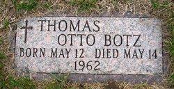 Thomas Otto Botz