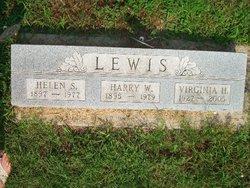 Virginia H Lewis
