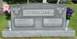 Bessie Christine <I>Richardson</I> Christine