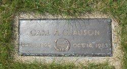 Carl A Clauson 1899 1983
