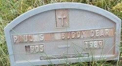 "Paul Stanford ""Buddy"" Dear"