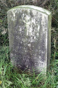 Sgt James L. Withers