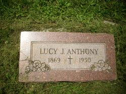 Lucy Jane <I>Stone</I> Anthony