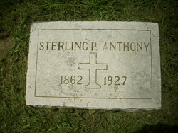 Sterling P Anthony