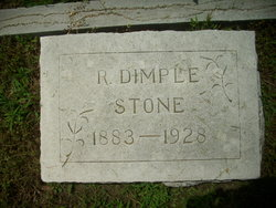 R Dimple Stone