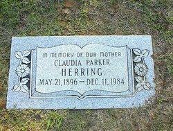 Claudia Parker Herring