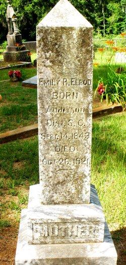 Emily <I>Register</I> Elrod