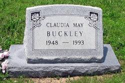 Claudia May <I>Strait</I> Buckley