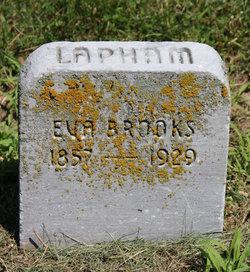 Eva <I>Brooks</I> Lapham