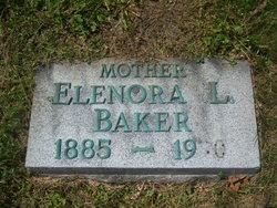 Elenora L. <I>Seitz</I> Baker
