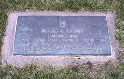 Dick J Eliot