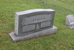 Lena Lee <I>Burns</I> Alger