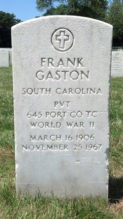 Frank Gaston