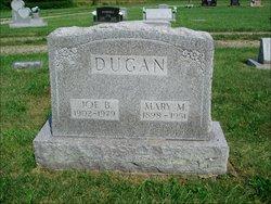 Joe B Dugan