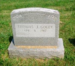 Thomas J Goley