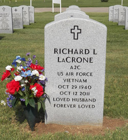 "Richard Leon ""Rich"" Lacrone"