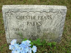 Chester Frank Parks