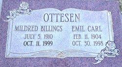 Mildred <I>Billings</I> Ottesen