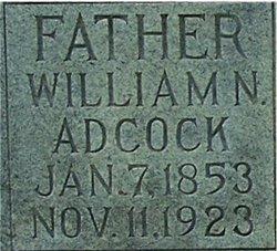 William Nicholas Adcock