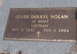 Clyde Derryl Nolan