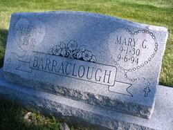 Mary G <I>Luce</I> Barraclough