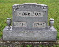 Ernest Wilson Morrison