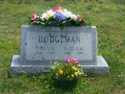 Cyril Samuel Hodgeman, Sr