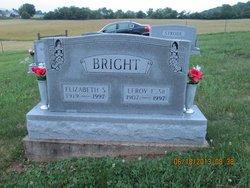 Leroy Frank Bright, Sr