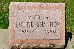Lottie <I>Petre</I> Shannon