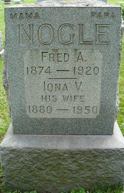 Fred A Nogle