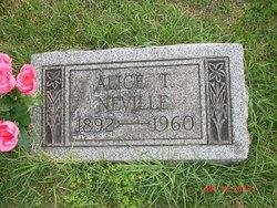 Alice Temperance <I>Courtney</I> Neville