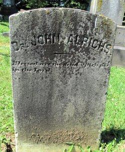 Dr John Alrichs