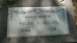 Helen Alice <I>Shumate</I> Miller