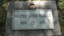 Walter Lynn Miller