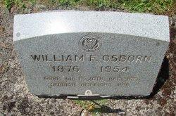 William F. Osborn