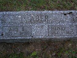 Amy Eliza <I>Miller</I> Aber