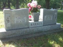 Lela M. <I>Dillinger</I> Barnes