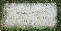 Raphael G Pence