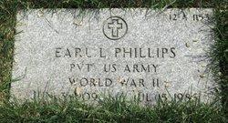 Earl L Phillips