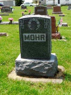 Heinrich Mohr