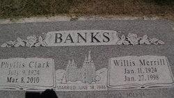Willis Merrill Banks
