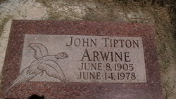 John Tipton Arwine